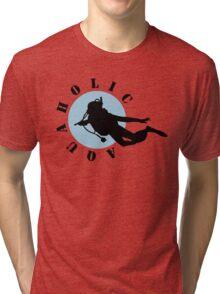 Aquaholic Tri-blend T-Shirt