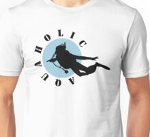 Aquaholic Unisex T-Shirt