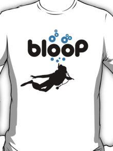 Diving: bloop T-Shirt
