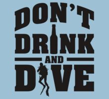 Don't drink and dive by nektarinchen