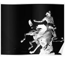 Rodeo Rider Wyoming  Poster