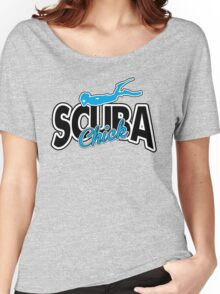Scuba Chick Women's Relaxed Fit T-Shirt