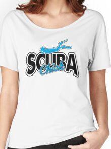 Scuba Chick Women's Relaxed Fit T-Shirt