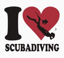 I love scubadiving by nektarinchen