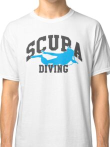Scuba Diving Classic T-Shirt
