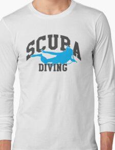 Scuba Diving Long Sleeve T-Shirt