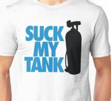 Suck my tank Unisex T-Shirt