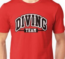 Diving Team Unisex T-Shirt