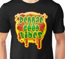 Reggae good vibes Unisex T-Shirt