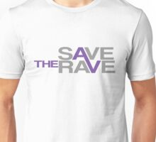 Save the rave Unisex T-Shirt