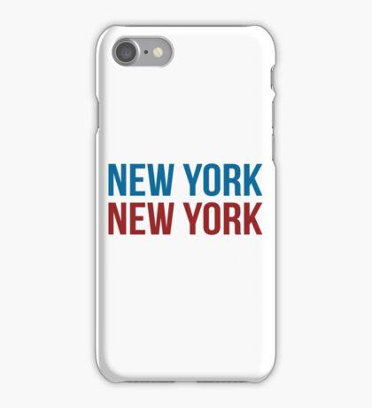 New York New York iPhone Case/Skin