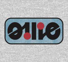 Ollie ambigram One Piece - Long Sleeve