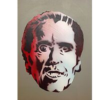 Christopher Lee Photographic Print