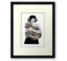 Rena Framed Print