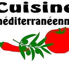 Mediterranean cuisine by masterchef-fr