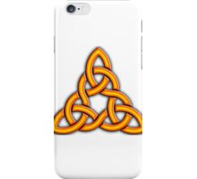 Celtic interlace iPhone Case/Skin