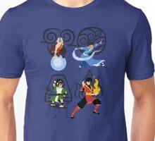 Minimalist Bending  Unisex T-Shirt