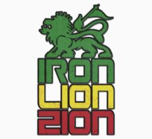 Iron lion zion by extracom