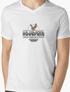 Colonial Marines Mens V-Neck T-Shirt
