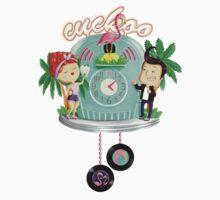 Rock 'n' Roll Cuckoo Clock Kids Clothes
