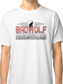 Distressed Bad Wolf Classic T-Shirt