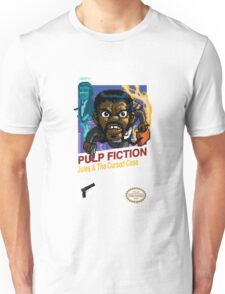 Pulp Fiction: 8 Bit Style Unisex T-Shirt