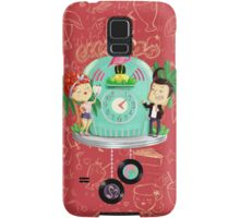 Rock 'n' Roll Cuckoo Clock Samsung Galaxy Case/Skin