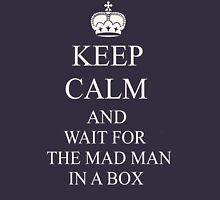 Doctor who - mad man in a box Unisex T-Shirt