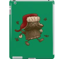 Logstache iPad Case/Skin