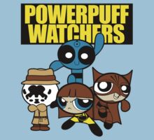 Powerpuff Watchers by LgndryPhoenix