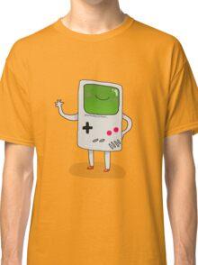 Cute Gameboy T-shirt Classic T-Shirt
