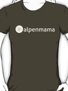 EDELWEISS ALPENMAMA t shirt mountain goddess mountain mama T-Shirt