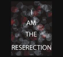 I am the reserection Tee by WillAshbridge