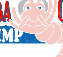 Bubba Gump Sticker