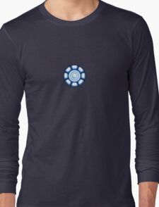 Power Coil Chest Long Sleeve T-Shirt