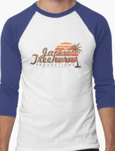 Jackie Treehorn Productions Men's Baseball ¾ T-Shirt