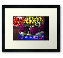 They're Lovely! Framed Print