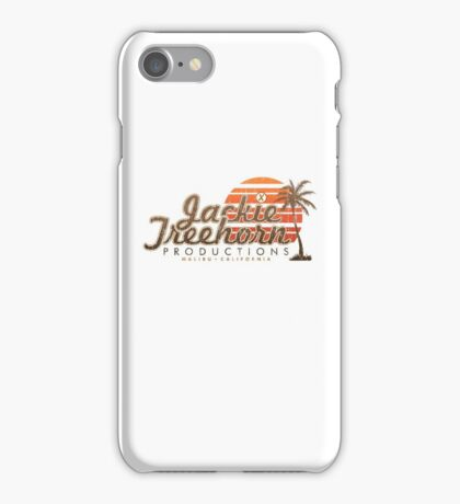 Jackie Treehorn Productions iPhone Case/Skin