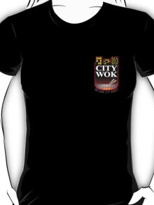 City Wok - Try our City Beef T-Shirt