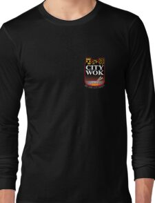 City Wok - Try our City Beef Long Sleeve T-Shirt