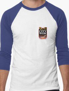 City Wok - Try our City Beef Men's Baseball ¾ T-Shirt