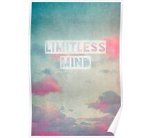 limitless mind Poster