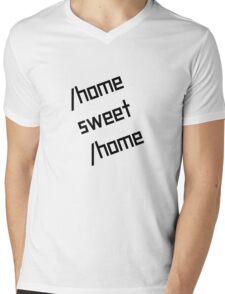 /home sweet /home Mens V-Neck T-Shirt
