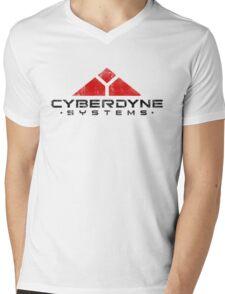Cyberdyne Systems Mens V-Neck T-Shirt