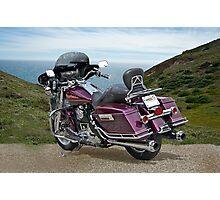 1997 Harley-Davidson Road King III Photographic Print