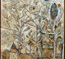 Silent Night by Diane  Kramer