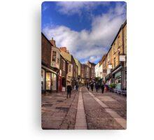 Durham Street Life Canvas Print
