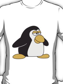 Funny such comic Penguin T-Shirt