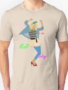 Let's go to the Mall ! :D Unisex T-Shirt