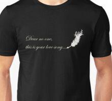 Dear No One - Tori Kelly Unisex T-Shirt
